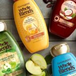 FREE Sample of Garnier Whole Blends Shampoo & Conditioner