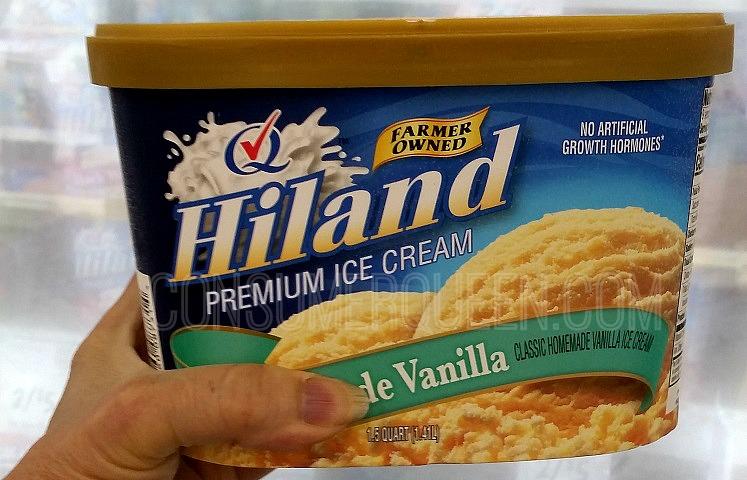 hiland ice cream