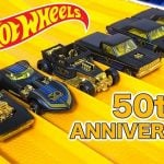 Hot Wheels 50th Anniversary Event at Target (FREE Car)