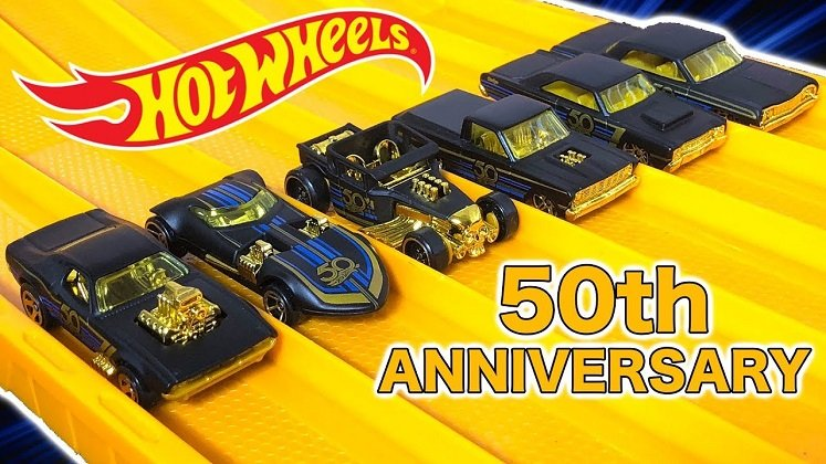 Hot Wheels 50th Anniversary Event At Target Free Car
