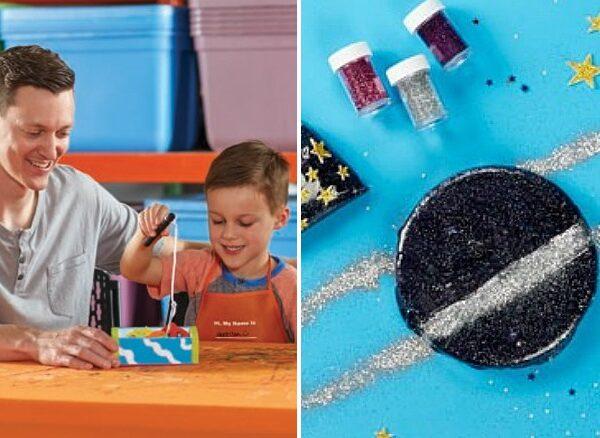 kid's workshops