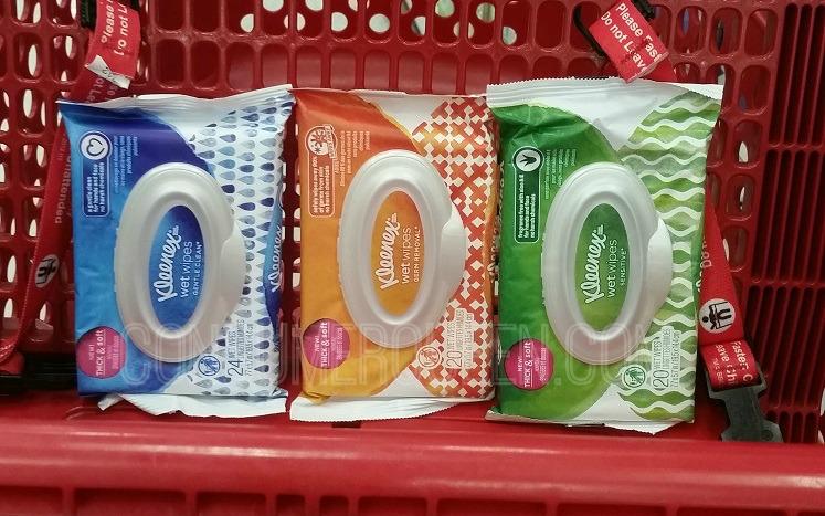 Kleenex Wipes Only 49¢ at Target + Walmart Deal