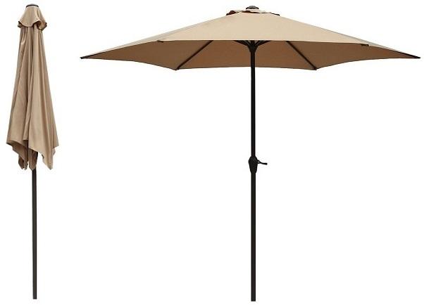 Amazon: Le Papillon 9 ft Outdoor Patio Umbrella $27.59 W/Promo Code