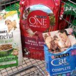 $10.50 in Purina Pet Coupons + Walmart Matchups