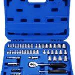 Amazon: Powerextra 65-Piece Impact Socket Set $24.99 W/Promo Code