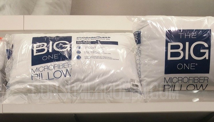 big one pillows