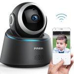 Amazon: FREDI Wireless Baby Monitor w/Camera $26.39 (Reg. $44)