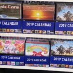 2019 Wall Calendars Available at Dollar Tree – Many to Choose From