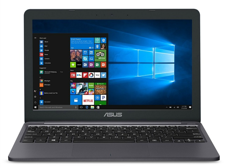 Amazon ASUS VivoBook Ultra Thin Laptop Only $179 Shipped (Lowest Price)