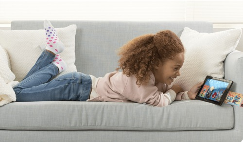 Prime Members – Amazon FreeTime Unlimited Family plan – 1 year for $49