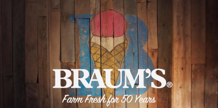 Braum's Ice Cream: Sweet Deals for 50th Anniversary Celebration!