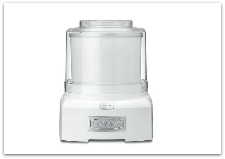 Cuisinart Automatic Frozen Yogurt & Ice Cream Maker 25% off TODAY Only!
