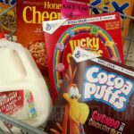 FREE Milk & $1.75 Cereal at Homeland & Country Mart Next Week!