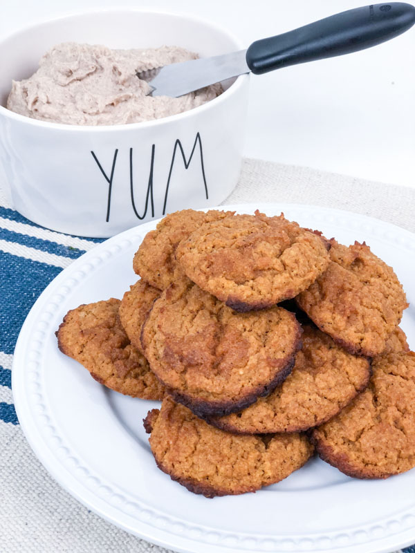 Low Carb Pumpkin Cream Cheese Cookies Yum
