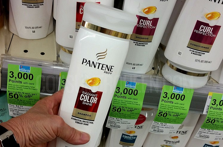 Pantene Hair Care Only 92¢ Each at Walgreens After Rewards