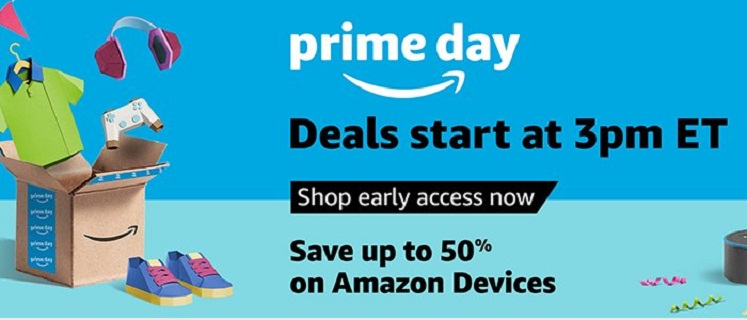 Amazon Device Deals for Prime Day!