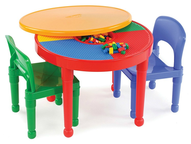 Tot Tutors LEGO table