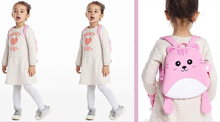 toddler kids backpack