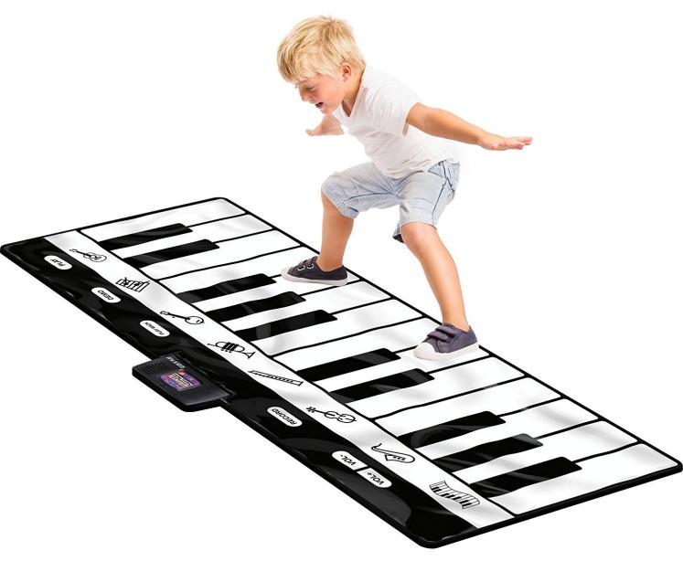 Amazon: Click N' Play Gigantic Keyboard Play Mat 62% Off