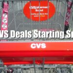Top 5 CVS Deals Starting This Coming Sunday (August 19th)