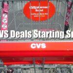 cvs deals