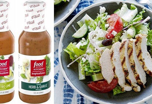 food network salad dressing