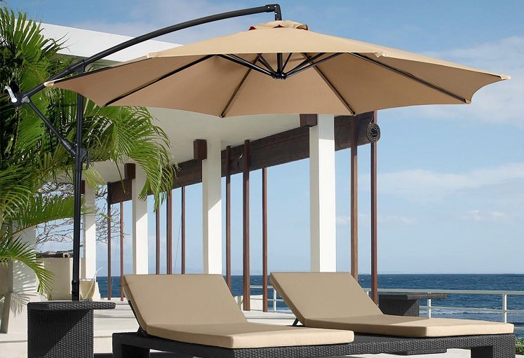 hanging patio umbrellas - Patio Umbrellas Walmart