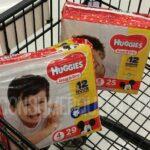 Huggies Jumbo Pack Diapers as Low as $3.78 at Crest Foods!