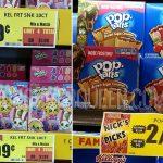 HOT Deals on Kelloggs Fruit Snacks & Pop-Tarts at Crest Foods