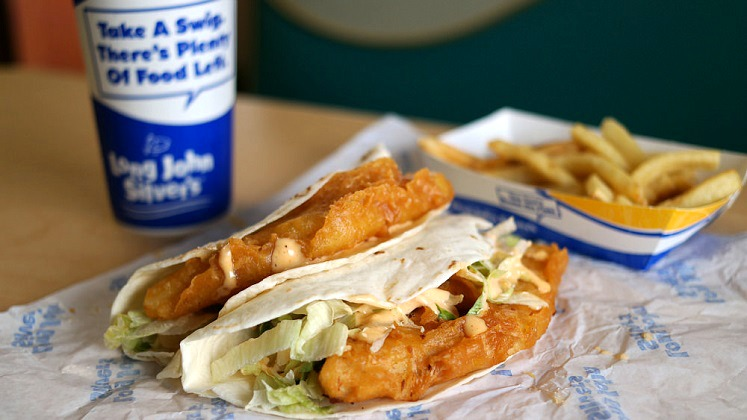 Long John Silvers Daily $1.00 Deals + All You Can Eat Sunday!
