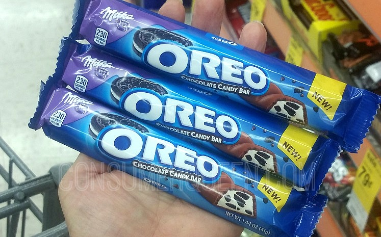 Up to FOUR Free Milka Oreo Chocolate Bars After Cash Back at Walgreens