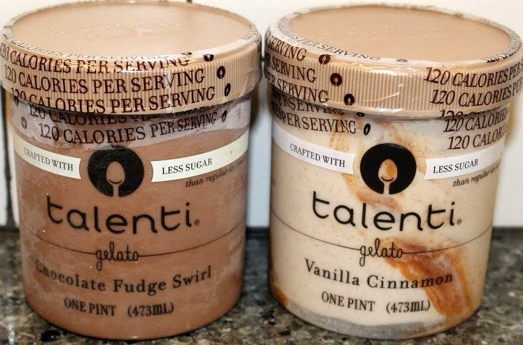 Talenti Gelato (With Less Sugar) 98¢ at Walmart After Cash Back!