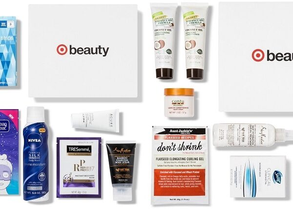 target beauty boxes