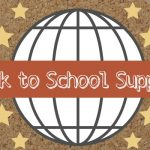 Back to School Guide: Back to School Supplies Addition