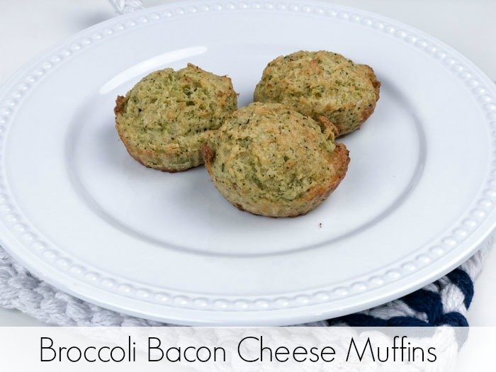 Broccoli Bacon Cheese Muffins Pinterest