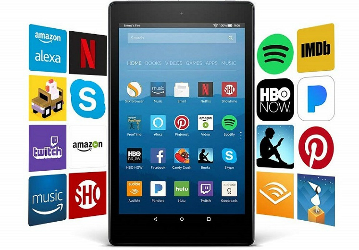 Fire HD 8 Tablet 16 GB with Alexa $49.99 (Reg. $80) + Special Offers – Ships FREE