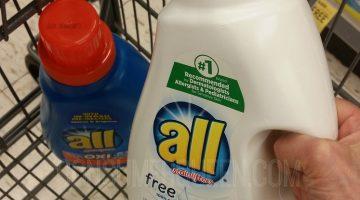 all detergent walgreens