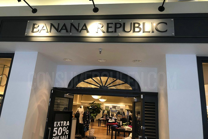 Banana Republic Friends and Family Sale!