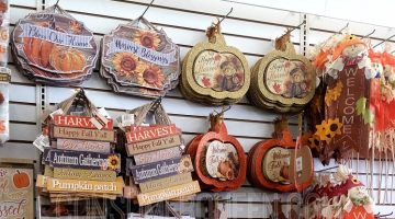 Fall Decorating Dollar Tree Style – Get More For Less
