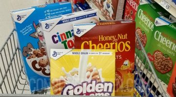 General Mills Cereals $1.37 Each at Homeland (Starts 8/22)
