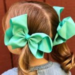 Grosgrain Hair Bows Only $1.99 Each From Jane.com – Several Colors