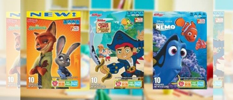Kellogg's Fruit Snacks as Low as 70¢ at Homeland & Country Mart