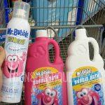 Mr Bubble Foam Soap $2.22 + More at Walmart