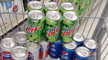 Pepsi Mini Cans 6-Pack $1.50 at Homeland – Print Coupon Now For 8/22