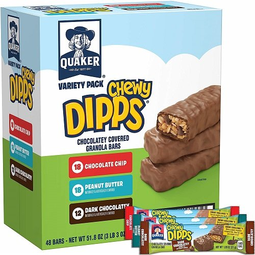 quaker chewy dipps