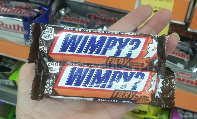 snickers bar flavors