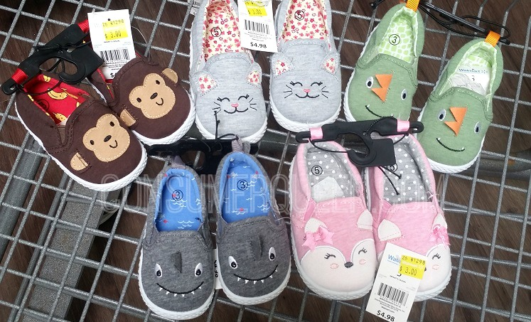 a2e2d0eb8f5 Toddler Shoes Possibly  3.00 at Walmart - Check Your Store!
