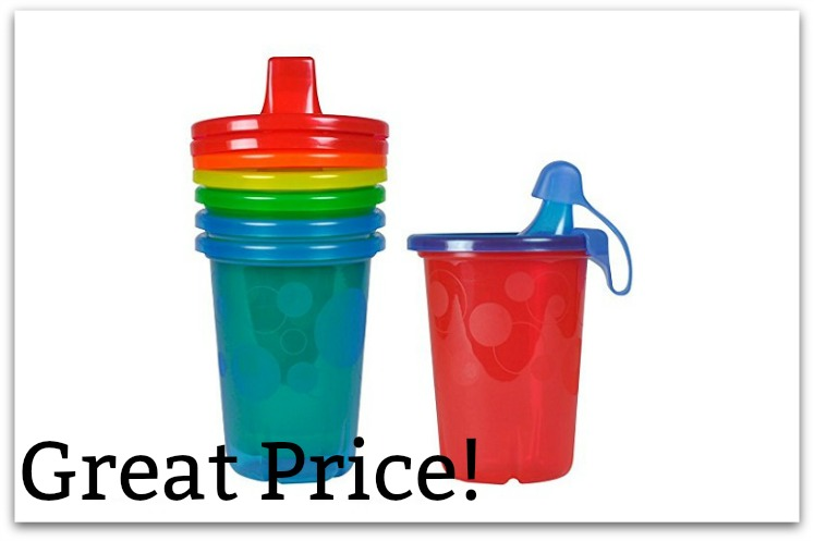 Amazon: Take and Toss Cups 4 ct. Pack $2.68 (reg. $4.19)