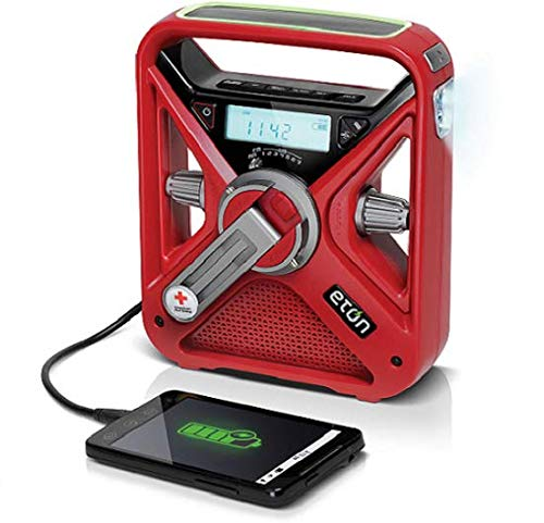 American Red Cross Emergency Weather Radio $39.99 At Amazon