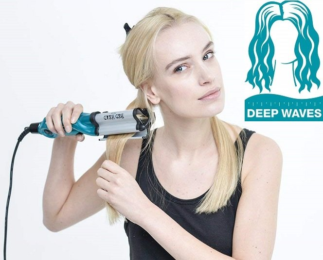 Bed Head Deep Waver for Beachy Waves $18.19 on Amazon